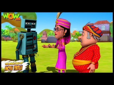 Salim Robot - Motu Patlu in Hindi WITH ENGLISH, SPANISH & FRENCH SUBTITLES thumbnail