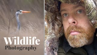 WILDLIFE PHOTOGRAPHY can be frustrating - but also rewarding