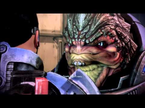 Mass Effect 3 - Meeting Grunt