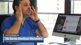 Yüz Germe Ameliyatı - Yüz Estetiği - Op.Dr.Ferruh Bingül