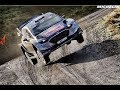 Leg 1 - Top Moments- 2017 WRC Rally Wales GB -  Michelin Motorsport