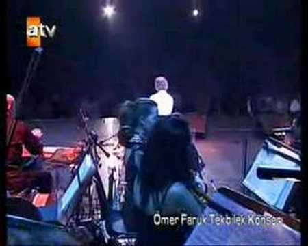 I love you/Omer Faruk Tekbilek