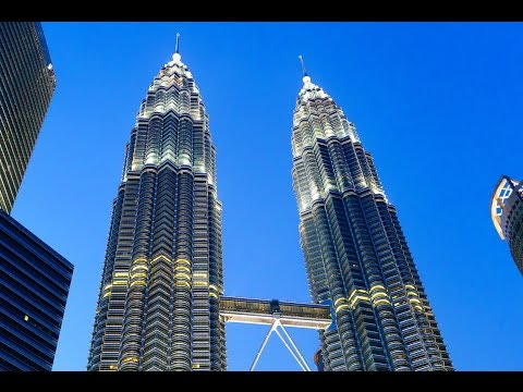 Exploring Kuala Lumpur and Meeting some UT Austin Longhorns from McCombs School of Business