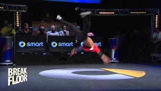 Kill vs. Willy | Break The Floor 2012