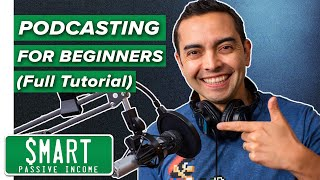 How to Start a Podcast (2019 Tutorial) 🎤 Equipment & Software
