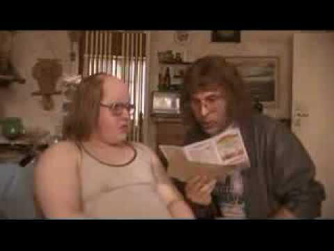 LITTLE BRITAIN - Andy loves Hitler