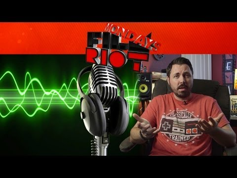 Mondays: Tips On Voiceover Acting & Expanding Film Riot!