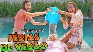 FÉRIAS DE VERÃO! - A REVELAÇÃO! (TEMPORADA 3) - EPI. 2 - KIDS FUN