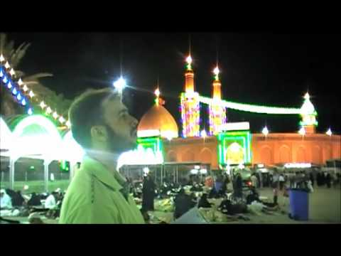 Imran Haider - Wafa Thi In Ke Liye (hazrat Abbas Noha)  - Karbala 2011 video