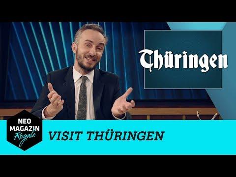 Download Visit Thüringen! | NEO MAGAZIN ROYALE mit Jan Böhmermann - ZDFneo Mp4 baru