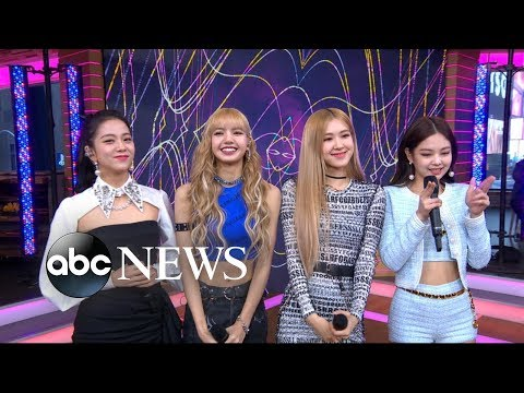 K-Pop superstars BLACKPINK announce North American tour | GMA