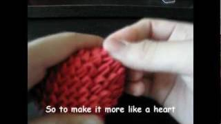 [3d Origami] How To: 3d Origami Heart [tutorial]