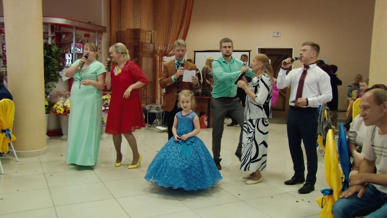 Танец поздравление на свадьбу от родственников 44