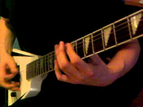 Children Of Bodom- Not My Funeral Guitar Cover (Rhythm Guitar)