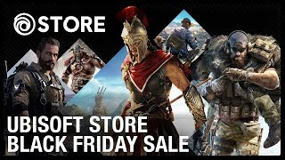 Ubisoft Store: Black Friday Sale | Ubisoft [NA]