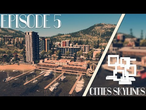 download lagu Cities Skylines: Alexandria  Episode 5  Beachfront Entertainment gratis