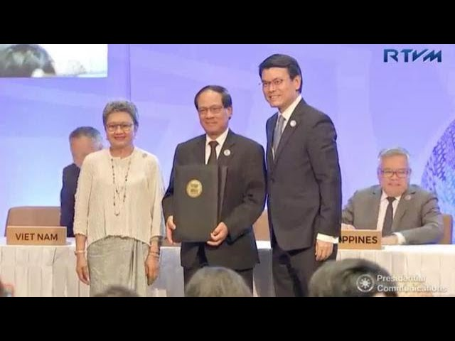 Asean, Hong Kong sign free trade deal