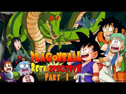 Dragon Ball Retrospective Copy of Dragon Ball