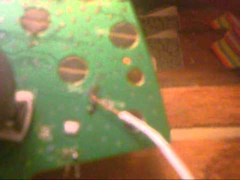 How to mod your xbox 360 controller rapid fire (aug. 2 2011)