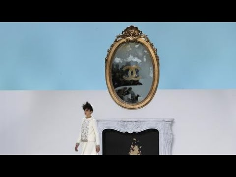 Chanel   Haute Couture Fall Winter 2014/2015 Full Show   Exclusive