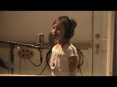 Amazing Grace 7yr Old Rhema Marvanne - Annointed - Plz share video