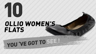 Ollio Women's Flats // New & Popular 2017