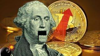 2 Milyon Dolarlık BitCoin'i Bir Cüzdana Sığdırdık! (Dolar Çıldırdı! Ameriga Şokta)