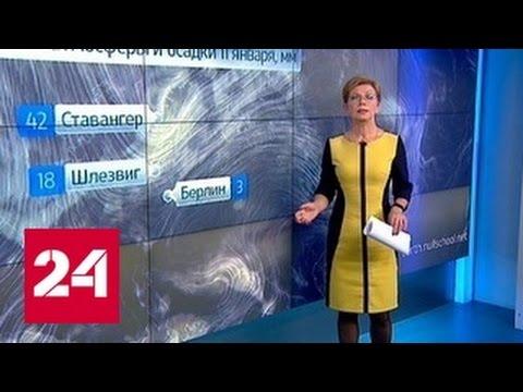 Погода 24: Центральную Россию завалит снегом