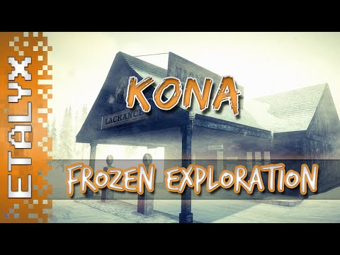 Kona - Frozen Exploration