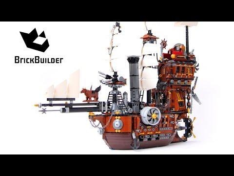Lego Movie  Metalbeard S Sea Cow Lego Speed Build
