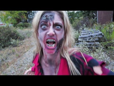 Zombie Girlfriend Attack video