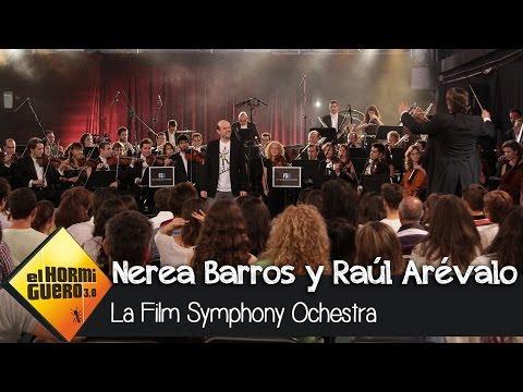 Jandro y la Film Symphony Ochestra: 7 bandas sonoras en 3 minutos - El Hormiguero 3.0