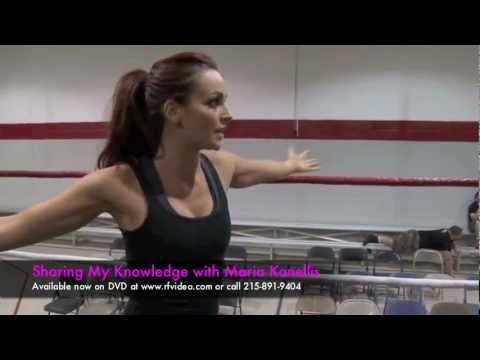 Sharing My Knowledge with Maria Kanellis Preview