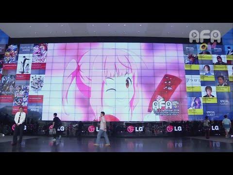 J-Pop News vol.82(Anime Festival Asia 2014 report)