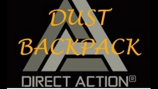 DIRECT ACTION DUST BACKPACK (FRENCH)