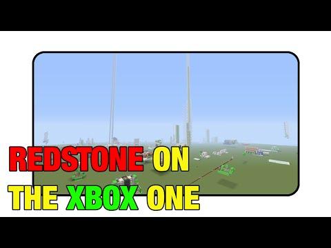 Redstone On The Xbox One (Xbox One Gameplay)