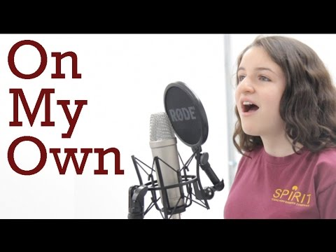 Lucy-Mae Beacock performing 'On My Own' (Les Miserables)