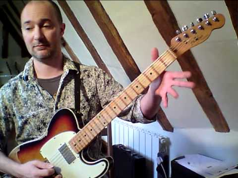 Rockschool Guitar Grade 2 - Blue Phones - Lesson with James Payze
