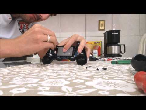 Dualshock 4 R2 Trigger FIX - PlayStation 4 Controller