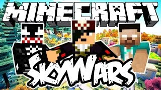 SkyWars - A Batalha Intensa: Minecraft (Novo Mapa)
