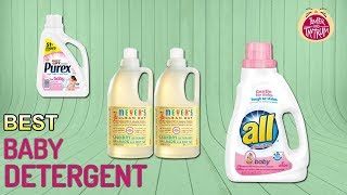 9 Best Baby Detergent in 2018 : Mom's Picks List For Your Baby