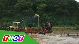 Đắk Lắk: Vỡ đê khiến hàng ngàn ha lúa bị ngập   THDT