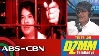 DOJ to check prison record of convicted rapist-murderer Sanchez | DZMM