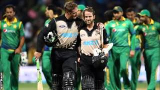New Zealand v Pakistan: Guptill & Williamson share record T20 stand