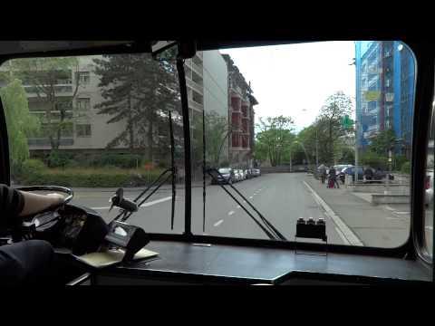 Ride in a SAURER/BERNA/HESS BBC-SE GT 560 #  TPG - Geneva