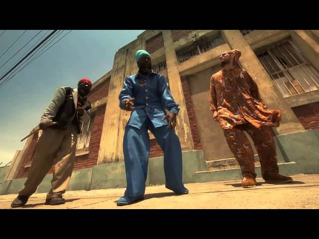 Capleton, Jah Lex & Selaska - Bobo Man a Chant Official Video