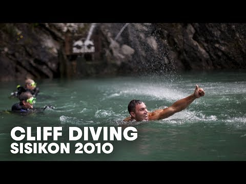 Red Bull Cliff Diving World Series 2010 Sisikon - Event highlights Video
