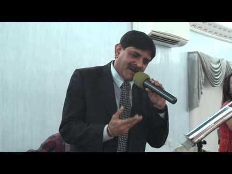 Prateek seth singing for Kishore kumar Mere Sapno Ki Raani Kab...