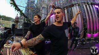 Blasterjaxx - Tomorrowland, Belgium 2015