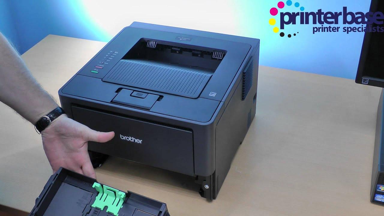 Brother hl5450dn printer driver download
